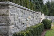 Stone Walls & Wall Coping