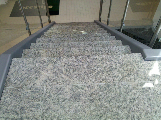 Hillburn Granite (TM) Stair Treads - Interior