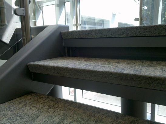 Stair Treads Close-Up