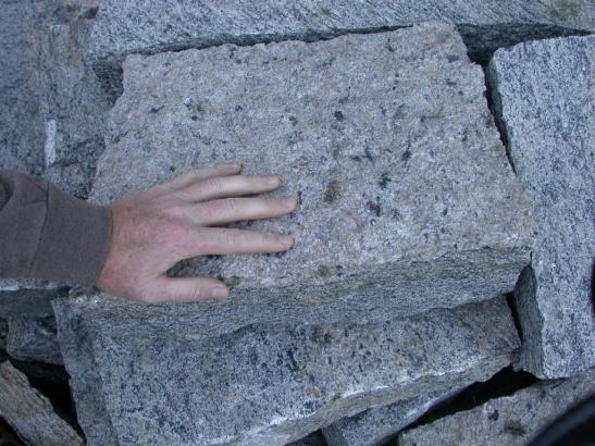Hillburn Granite Quarry : Granite building stone veneer hillburn